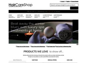 haircareshop.co.uk