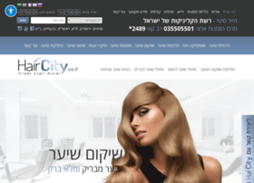 haircity.co.il