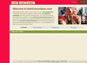 haircolourideas.com