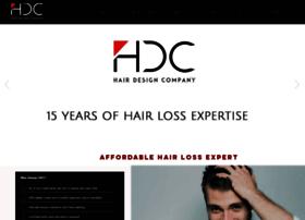 hairdesigncompany.co.uk