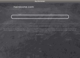 hairdoone.com