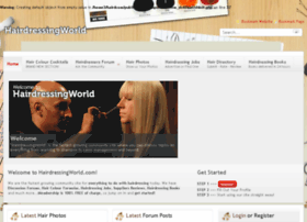 hairdressingworld.com