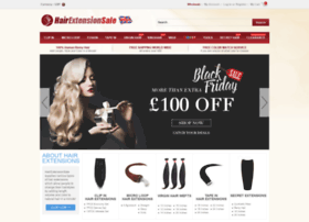hairextensionsale.co.uk