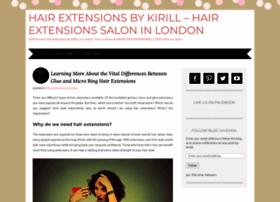 hairextensionsbykirill.wordpress.com