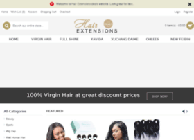 hairextensionsdeals.co.uk