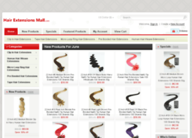 hairextensionsmall.com