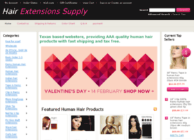 hairextensionssupply.com