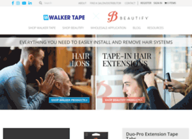 hairextensiontape.com