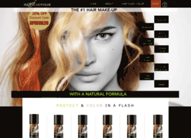hairflashcolor.com