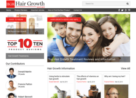 hairgrowthreport.org