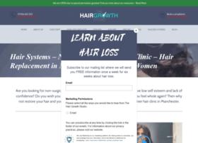 Hairgrowthstudio.co.uk