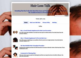 hairlosstalk.blogspot.com