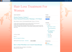 hairlosstreatmentwomen.blogspot.com