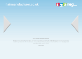 hairmanufacturer.co.uk