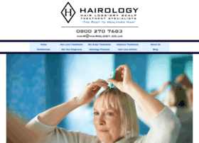 hairology.co.uk