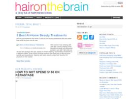 haironthebrain.com