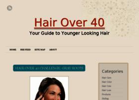 hairover40.com
