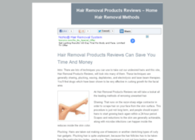 hairremovalproducts-reviews.com