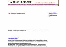 hairresources.net