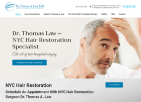 hairrestorationnyc.com