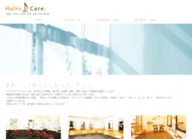 hairs-care-group.com