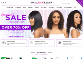 hairstopandshop.com