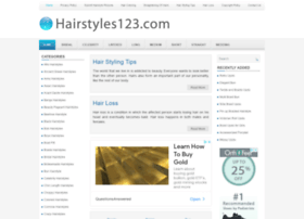 hairstyles123.com