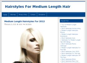 hairstylesformediumlengthhair.com