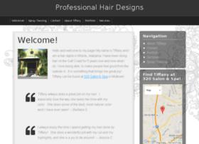 hairstylisttiffany.com