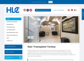 hairtransplantcenter-turkey.com