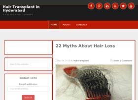hairtransplantinhyderabad.in