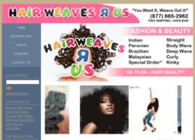 hairweavesrus.com