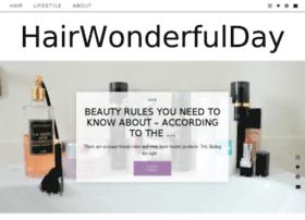 hairwonderfulday.com