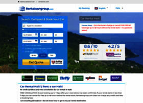 haiti.rentalcargroup.com
