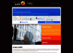 haiti.resultats-bac.info