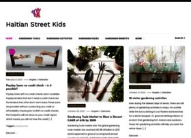 haitianstreetkids.com