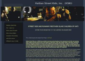 haitianstreetkids.net