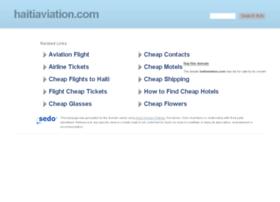 haitiaviation.com