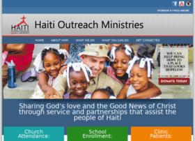 haitioutreachministries.org