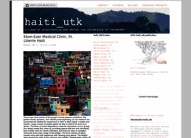 haitiproject.utk.edu