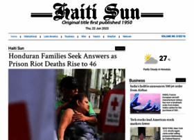haitisun.com