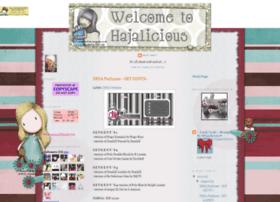 hajalicious.blogspot.com