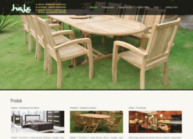 hajefurniturejepara.com