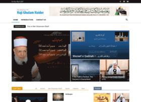 hajighulamhaider.com