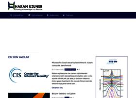hakanuzuner.com