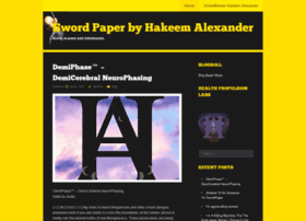 hakeemalexander.wordpress.com