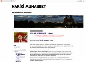 hakikimuhabbet.blogspot.com