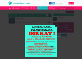 hakkariport.com