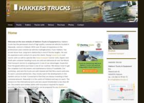 hakkerstrucks.com