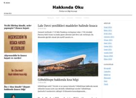 hakkindaoku.com